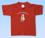 Detské tričko so psíkom
